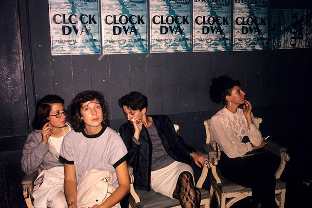 The studio 54 of paris pictures of les bains douches from the 1980s through the early 1990s - Les bains douches pamiers ...