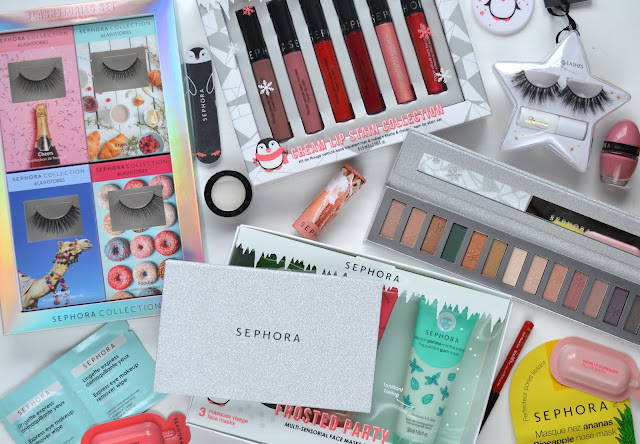 Sephora Collection Holiday Collection Review