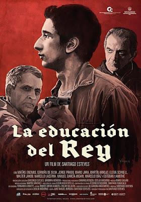 La Educación Del Rey 2017 Custom HD Latino 5.1