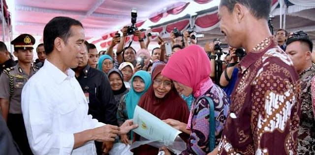Mantan Staf KSP: Jokowi Berhenti Bagikan Sertifikat, Tanah Rakyat Dirampas Konglomerat