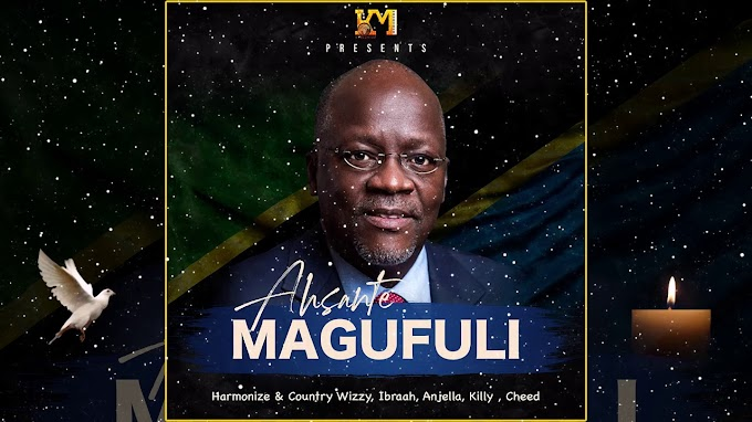 AUDIO | Konde Music Artists - Asante Magufuli | Mp3 DOWNLOAD