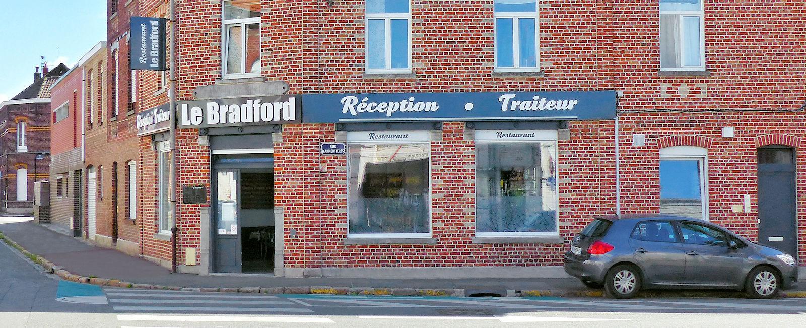 Restaurant Traiteur Brasserie Tourcoing - Au Bradford, Flocon.