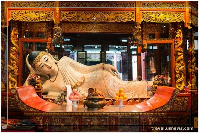 Jade Buddha Temple  - Top 7 Best Places to Travel in Shanghai, China at Least Once in Your Life Time