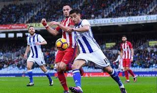 Watch Atletico Madrid vs Real Sociedad Live Streaming Today Saturday 27-10-2018