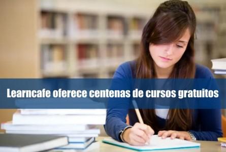 Learncafe cursos gratuitos online