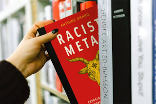 Black Métal Raciste.