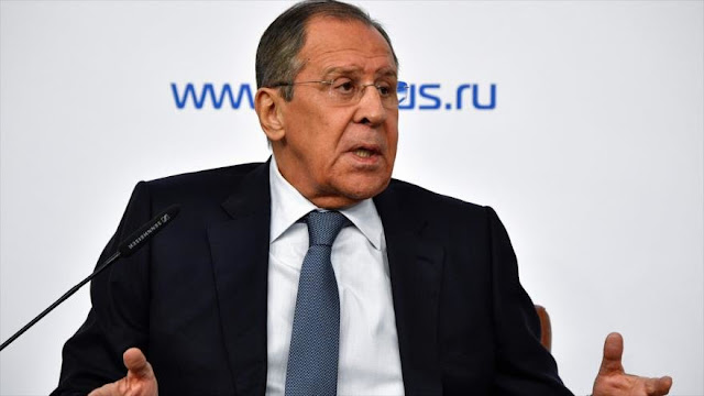 Lavrov critica a EEUU por imponer alianzas artificiales al mundo