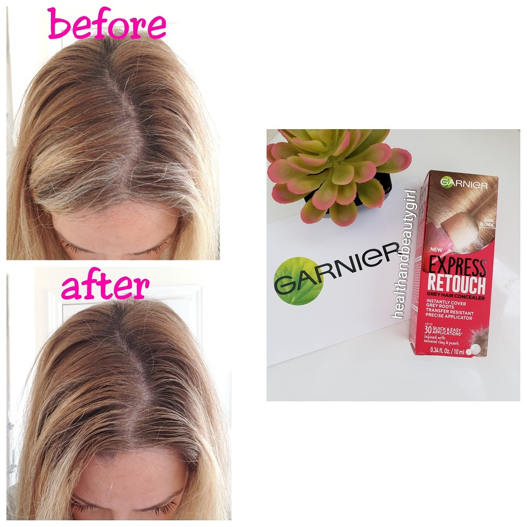 Health and Beauty Girl : New! Garnier Express Root Retouch