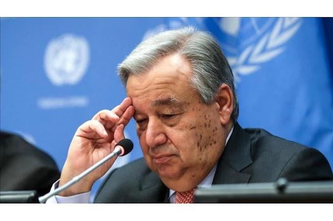 جبهة البوليساريو تتلقى إتصالًا هاتفيا من الأمين العام للأمم المتحدة على ضوء التوتر الناجم عن نسف دولة الإحتلال لإتفاق وقف إطلاق النار