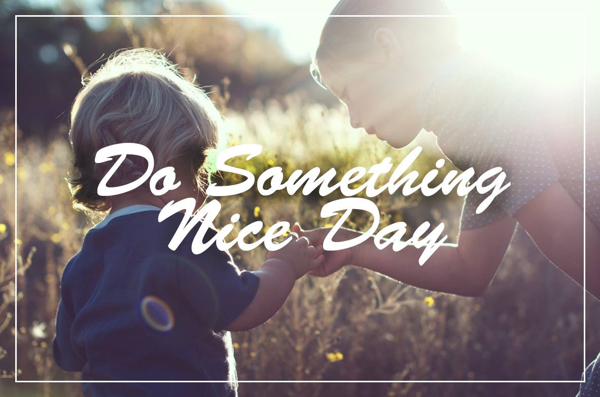 National Do Something Nice Day Wishes for Whatsapp