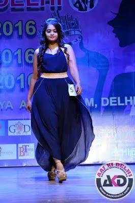 Jyoti Pandey Miss Delhi