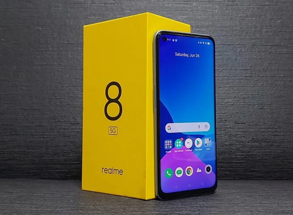 realme 8 5G Review; 5G and Beyond