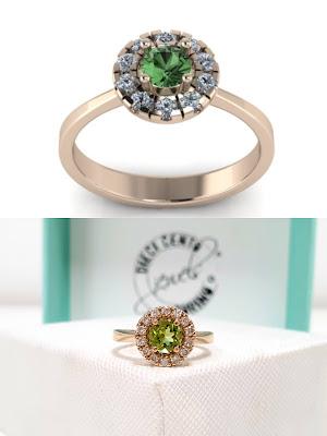 rendering anello matrimonio