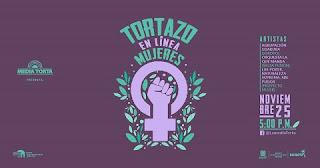 TORTAZO EN LÍNEA MUJERES 2020