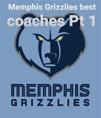 memphis grizzlies top coaches
