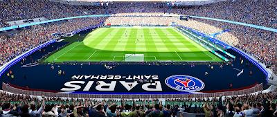 PES 2021 Stadium Parc des Princes