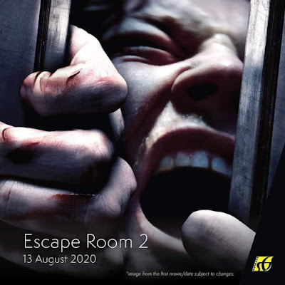 Filem Keluar Panggung Wayang 2020 | Escape Room 2 (2020)