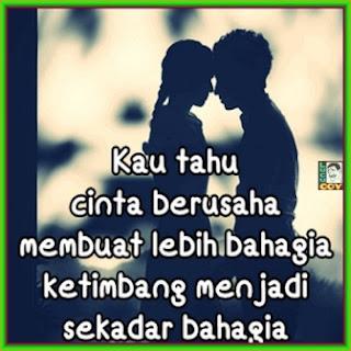 Status WA Romantis
