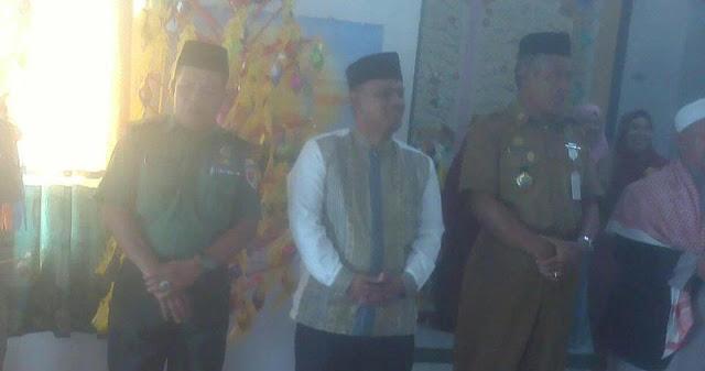 DBR Hadiri Maulid Tiga Desa di Majauleng