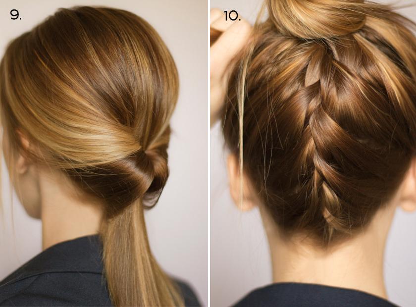 Pleasing Cute Ways To Put Your Hair Up For School Short Hair Fashions Short Hairstyles Gunalazisus