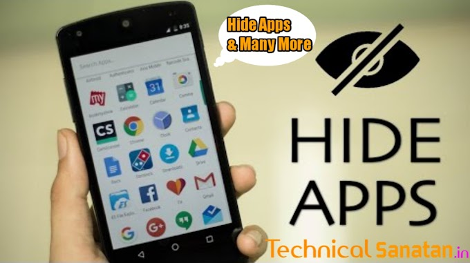 How To Hide Apps In Android Mobile Phone 2021 - Hide Personal Android Apps