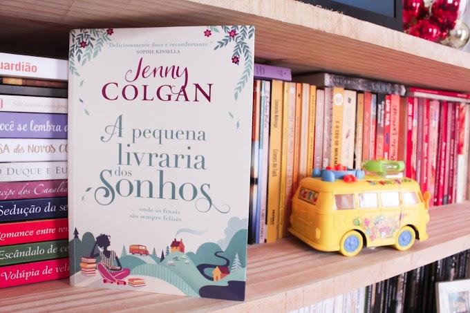 Resenha: A Pequena Livraria dos Sonhos - Jenny Colgan