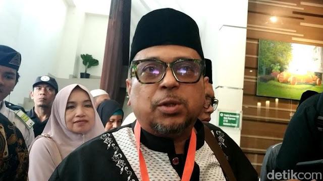 Bertemu Mahfud MD, Haikal Hassan Minta Tak Dikaitkan dengan PA 212