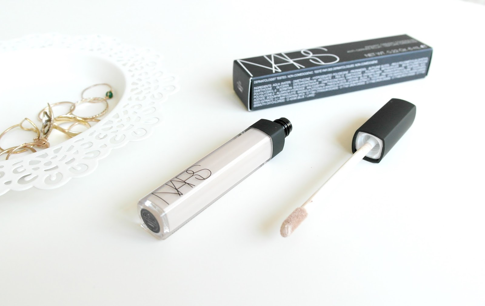 NARS Radiant Creamy Concealer Review, beauty blog