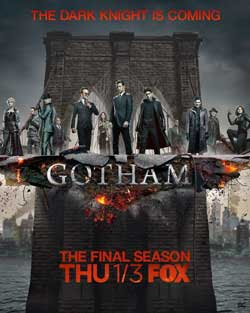 Gotham (2017) Season 4 Complete