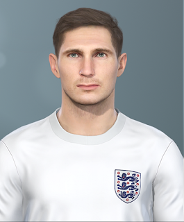 PES 2019 Faces Frank Lampard by DNA+I Facemaker