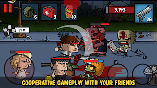 Zombie Age 3 Mod Apk Unlimited Ammo For Free on Android