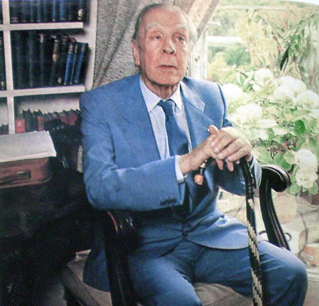 Anlar şiiri - Jorge Luis Borges