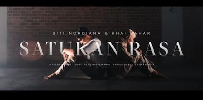 Lirik Lagu Khai Bahar & Siti Nordiana - Satukan Rasa