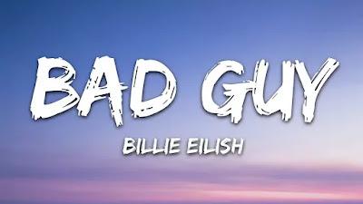 BAD GUY LYRICS | Billie Eillish & Justin Bieber - Lyrics And Reviews