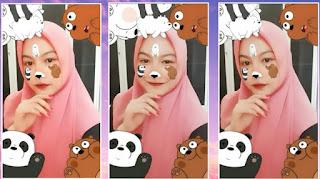 Efek Panda di Instagram