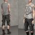 Ripped Sleeveless T-Shirt