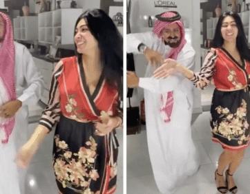 على طريقة لوردينا وصلة رقص للفنانة ميرهان حسين تشعل مواقع التواصل