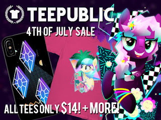 Celebrate the 4th of July With Our $14 T-Shirt Sale!
