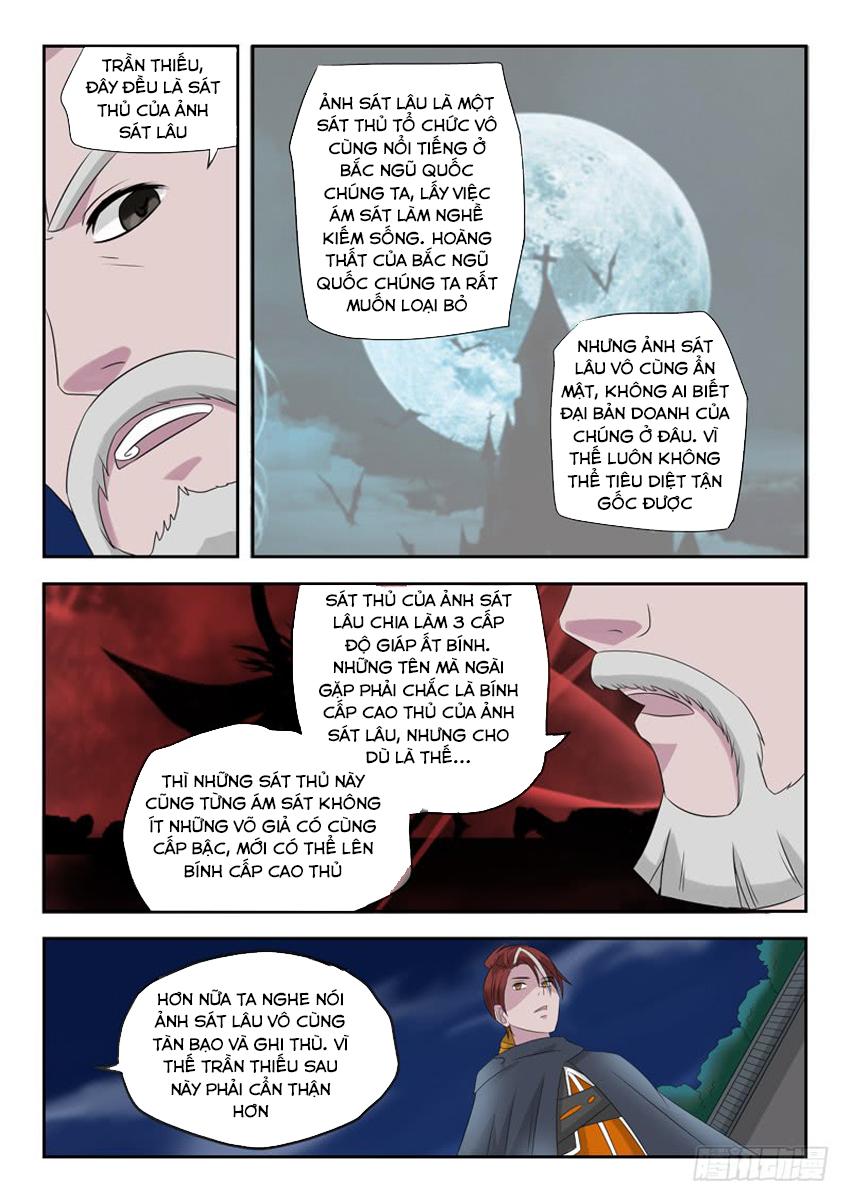 Võ Thần Chúa Tể Chap 149 - Trang 8