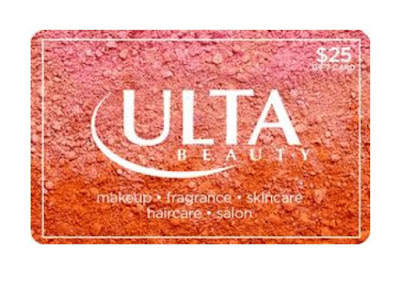 Gift Guide for Teen Girls, ulta gift card