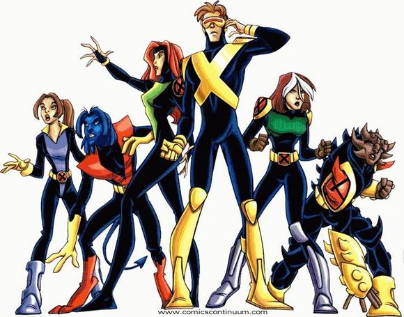 They Re All Fictional Review X Men Evolution