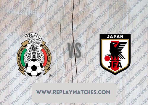 Mexico U23 vs Japan U23 -Highlights 06 August 2021