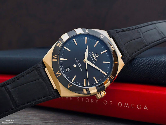 Omega Constellation Gents 41 mm 131.63.41.21.01.001