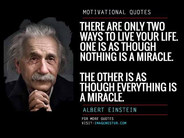 Motivational Quotes by Albert Einstein