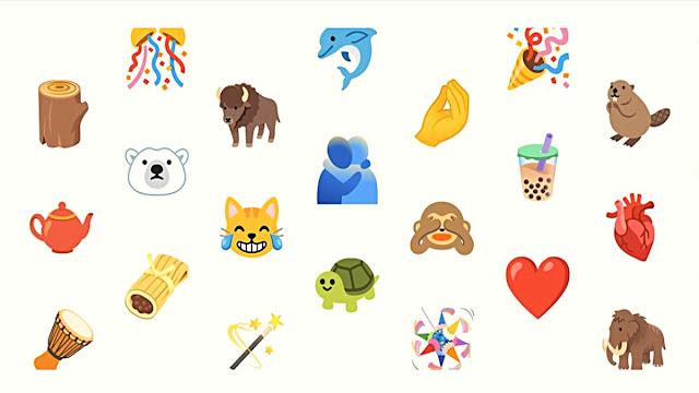Google, 17 Temmuz Dünya Emoji Günü'nü kutlamak adına Android 11 ile gelecek yeni emojilerin son hallerini paylaştı.