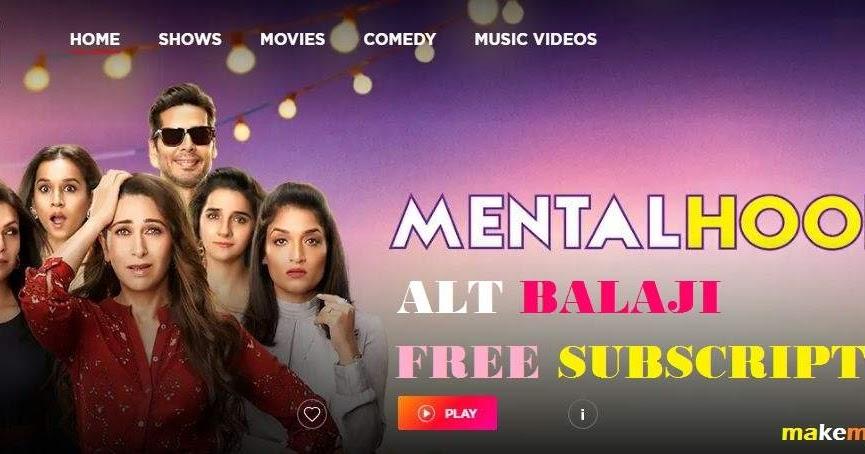 Xxx Alt Balaji Online Free