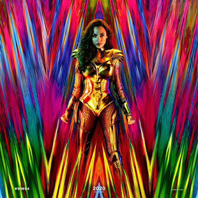 FIRST LOOK AT GAL GADOT WITH SUIT AT WONDER WOMAN 1984