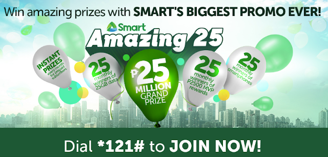 Smart Amazing 25 Biggest Promo