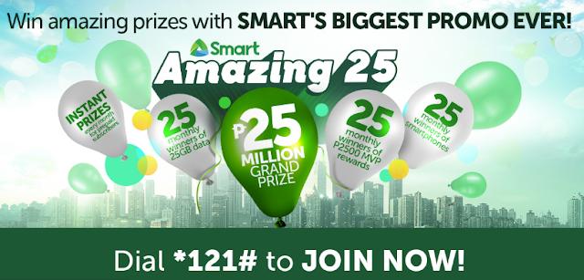 Smart Amazing 25 Biggest Promo