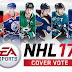 NHL 17 - Le cover vote d'ea sports NHL 17 cover demarre maintenant